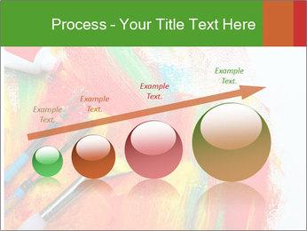 Abstract Art School PowerPoint Template - Slide 87