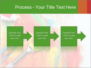 Abstract Art School PowerPoint Template - Slide 88