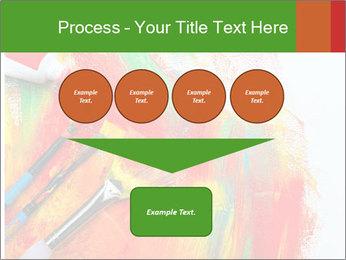 Abstract Art School PowerPoint Template - Slide 93