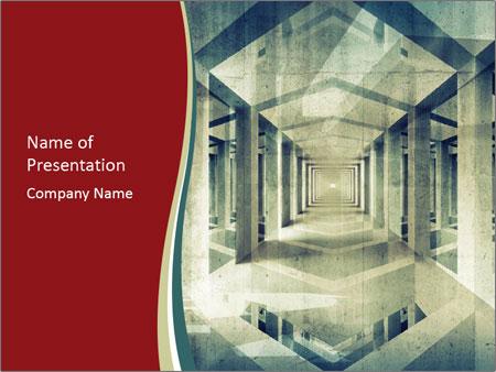 Industrial Interior Design PowerPoint Template