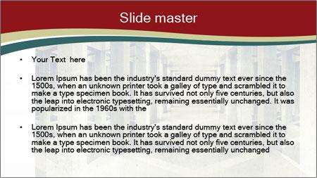 Industrial Interior Design PowerPoint Template - Slide 2