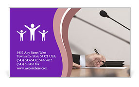 0000089592 Business Card Template