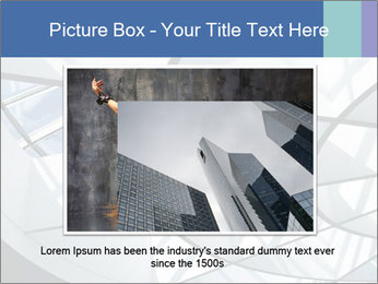 Futuristic Roofing PowerPoint Template - Slide 16