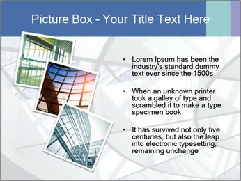 Futuristic Roofing PowerPoint Template - Slide 17