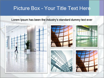 Futuristic Roofing PowerPoint Template - Slide 19