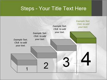 Praying Woman PowerPoint Template - Slide 64