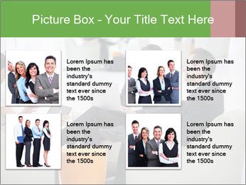 Business Interview PowerPoint Template - Slide 14