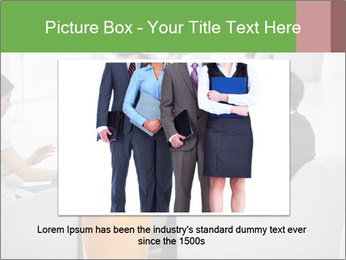 Business Interview PowerPoint Template - Slide 15