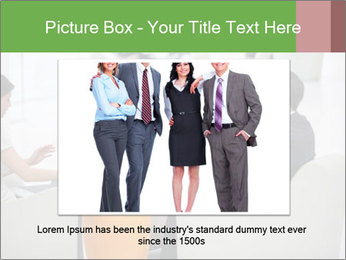 Business Interview PowerPoint Template - Slide 16