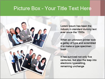 Business Interview PowerPoint Template - Slide 23