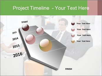 Business Interview PowerPoint Template - Slide 26