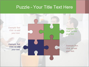 Business Interview PowerPoint Template - Slide 43
