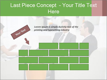 Business Interview PowerPoint Template - Slide 46