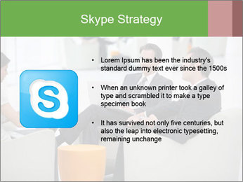 Business Interview PowerPoint Template - Slide 8