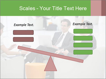 Business Interview PowerPoint Template - Slide 89