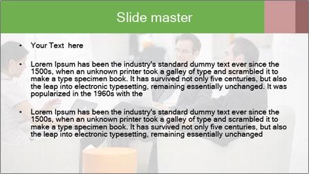 Business Interview PowerPoint Template - Slide 2