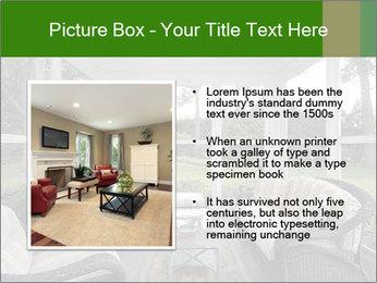 Livingroom Interior Design PowerPoint Template - Slide 13