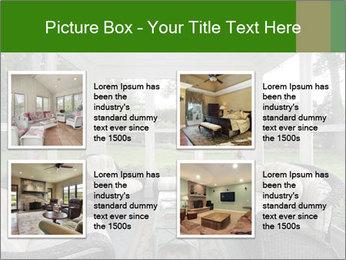 Livingroom Interior Design PowerPoint Template - Slide 14