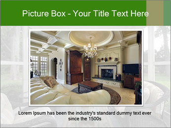 Livingroom Interior Design PowerPoint Template - Slide 15