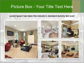 Livingroom Interior Design PowerPoint Template - Slide 19