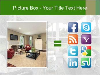Livingroom Interior Design PowerPoint Template - Slide 21