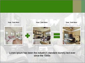 Livingroom Interior Design PowerPoint Template - Slide 22