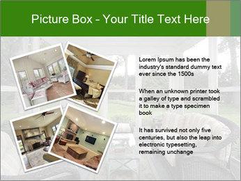 Livingroom Interior Design PowerPoint Template - Slide 23