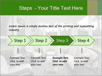 Livingroom Interior Design PowerPoint Template - Slide 4