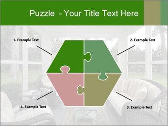 Livingroom Interior Design PowerPoint Template - Slide 40