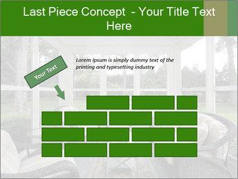 Livingroom Interior Design PowerPoint Template - Slide 46