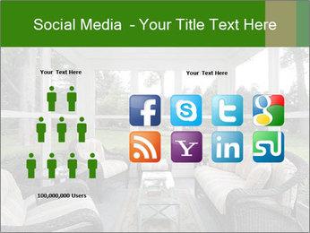Livingroom Interior Design PowerPoint Template - Slide 5
