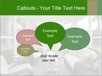 Livingroom Interior Design PowerPoint Template - Slide 73
