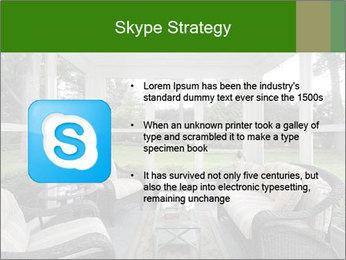 Livingroom Interior Design PowerPoint Template - Slide 8