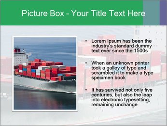 Shipping Business PowerPoint Template - Slide 13