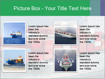 Shipping Business PowerPoint Template - Slide 14
