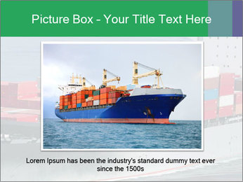 Shipping Business PowerPoint Template - Slide 15