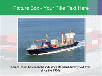 Shipping Business PowerPoint Template - Slide 16