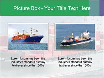 Shipping Business PowerPoint Template - Slide 18