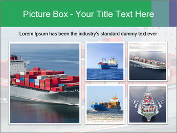 Shipping Business PowerPoint Template - Slide 19
