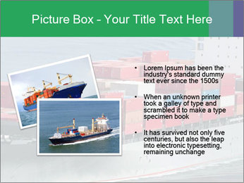 Shipping Business PowerPoint Template - Slide 20