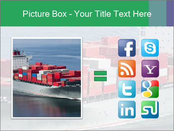 Shipping Business PowerPoint Template - Slide 21