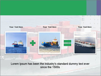 Shipping Business PowerPoint Template - Slide 22
