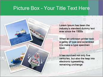 Shipping Business PowerPoint Template - Slide 23