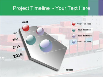 Shipping Business PowerPoint Template - Slide 26