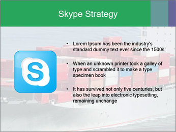 Shipping Business PowerPoint Template - Slide 8