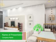 Laconic Interior Design PowerPoint Template