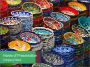 Handmade Porcelain PowerPoint Template