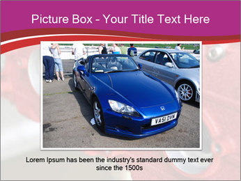 Red Automobile Part PowerPoint Template - Slide 15