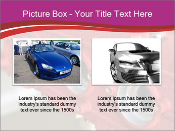 Red Automobile Part PowerPoint Template - Slide 18