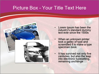Red Automobile Part PowerPoint Template - Slide 20
